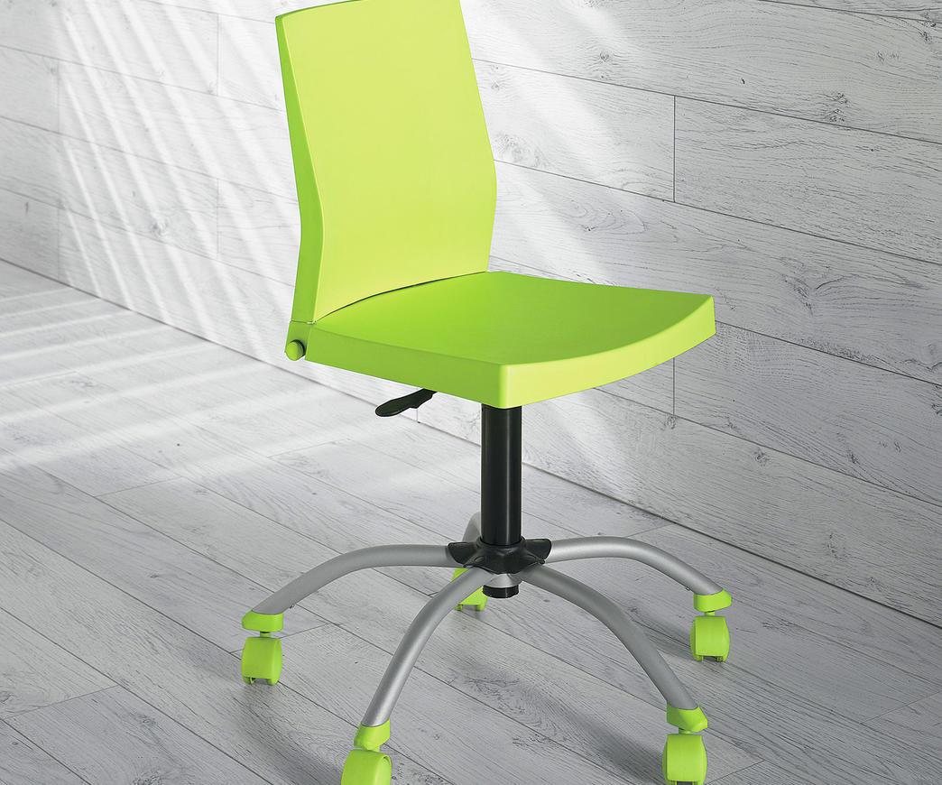 Sedia twitter verde om 120 v duzzle - Sedia con rotelle per ufficio ...