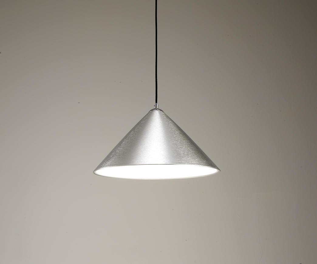 Lampada da sospensione argento la 042 a duzzle