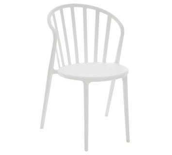 Sedia klee bianca 62195