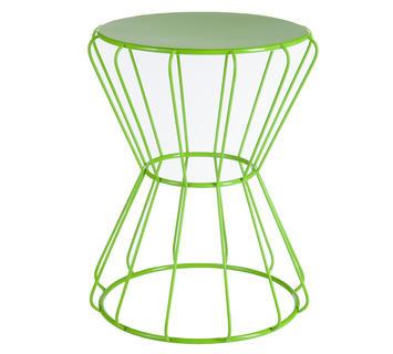 Tavolino metallo verde jembe71268