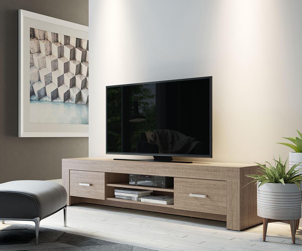 Mobile porta tv mara2 olmo eclisse duzzle - Mobiletti porta tv ikea ...