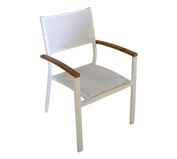 Sedia bastia impilabile cht80