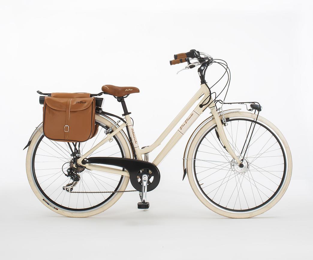 Bicicletta Elettrica Da Donna Via Veneto E60 Duzzle