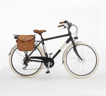 Bicicletta elettrica via veneto vm e60 vv uomo