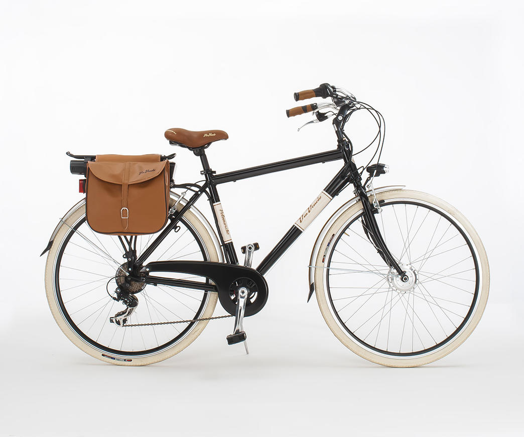 Bicicletta elettrica da uomo via Veneto E60 | Duzzle