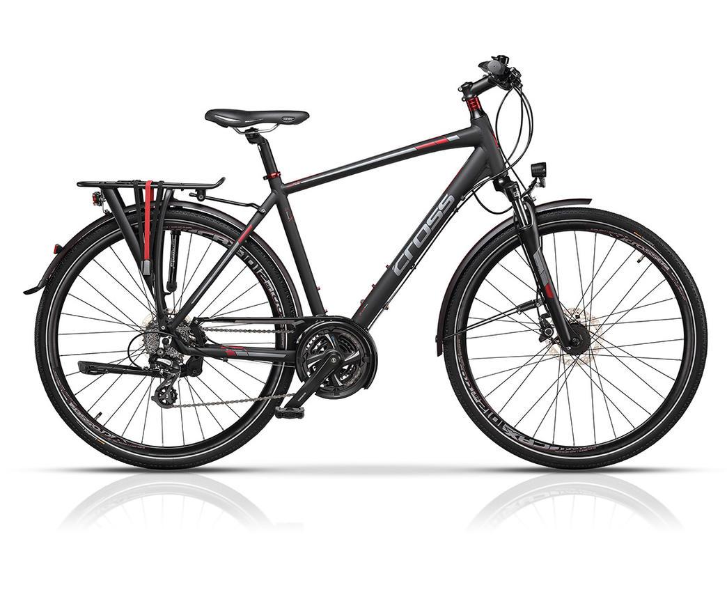 Trekking Bike Cross Travel Da Uomo