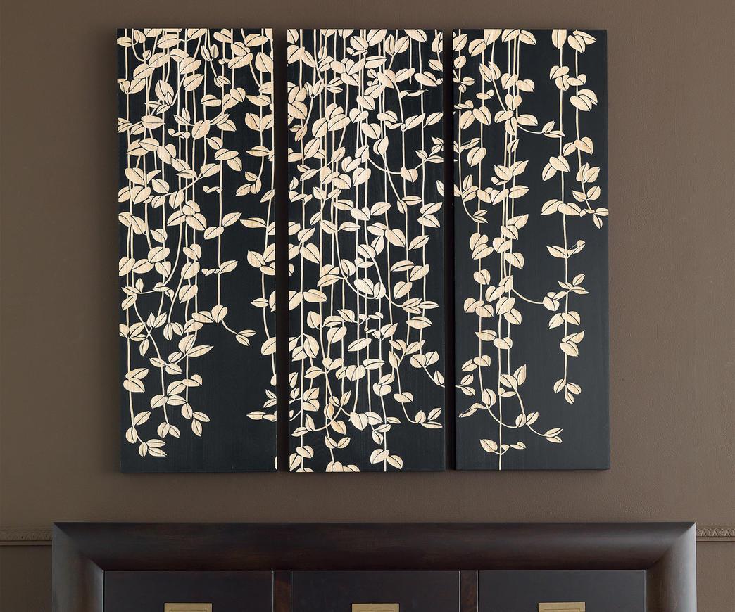 Pannello in legno intarsiato a mano duzzle - Pannelli decorativi legno per pareti ...