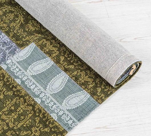 Duzzle tappeti realizzati a mano scacchi stones dettaglio