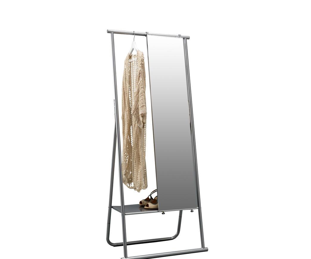 Specchiera Porta Abiti.Specchio Con Appendiabiti Biancaneve