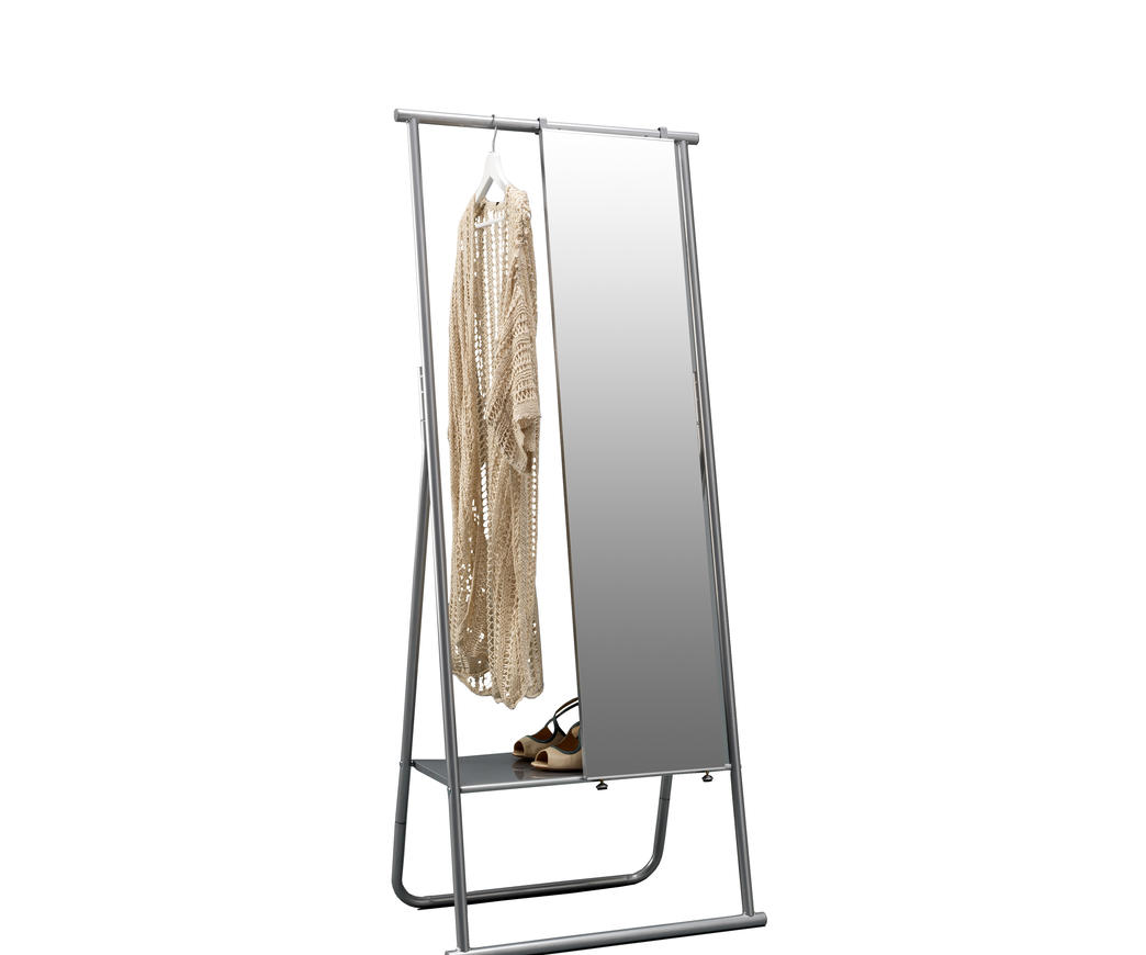 Specchio con Appendiabiti Biancaneve | Duzzle