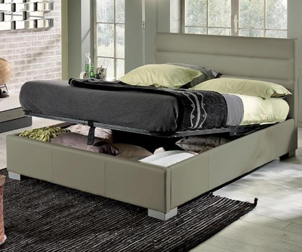 Awesome letto matrimoniale contenitore ideas home design