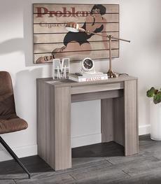 Tavolo consolle dal design classico o moderno sia in vetro che ...