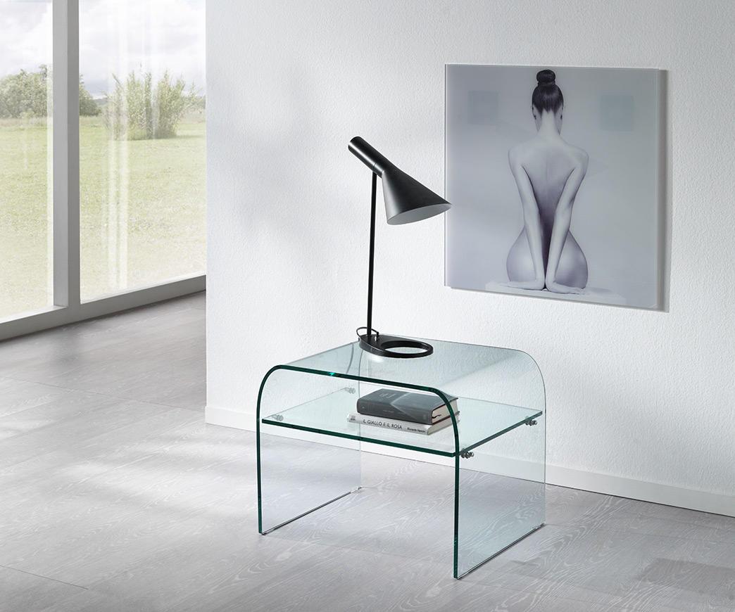 Awesome Comodini In Vetro Gallery - Modern Design Ideas ...