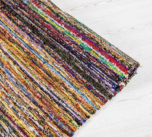 Duzzle tappeto colorato stones dettaglio