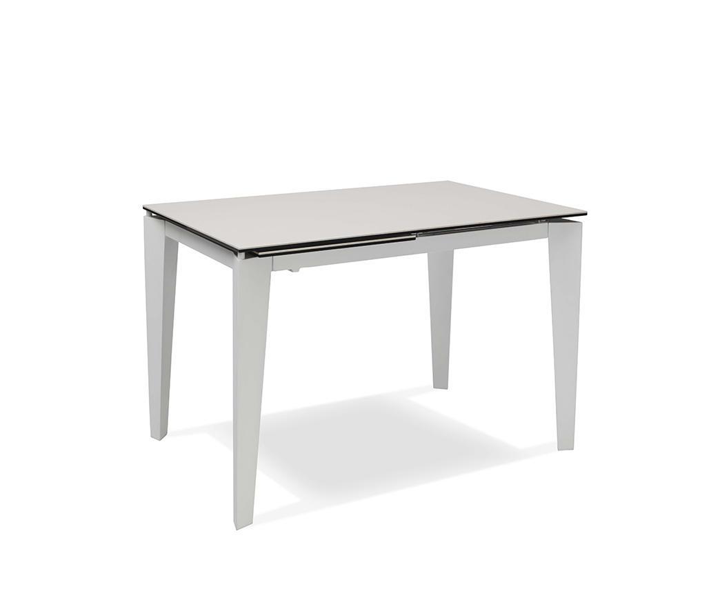 Tavolo Allungabile Ceramica 2 Bianco Stones OM/312/BI | Duzzle