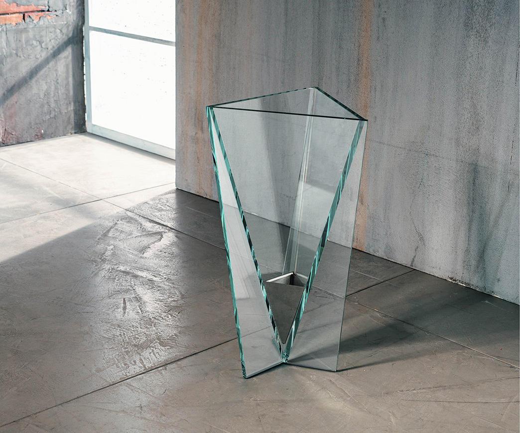 Portaombrelli in vetro rain duzzle for Amazon oggettistica