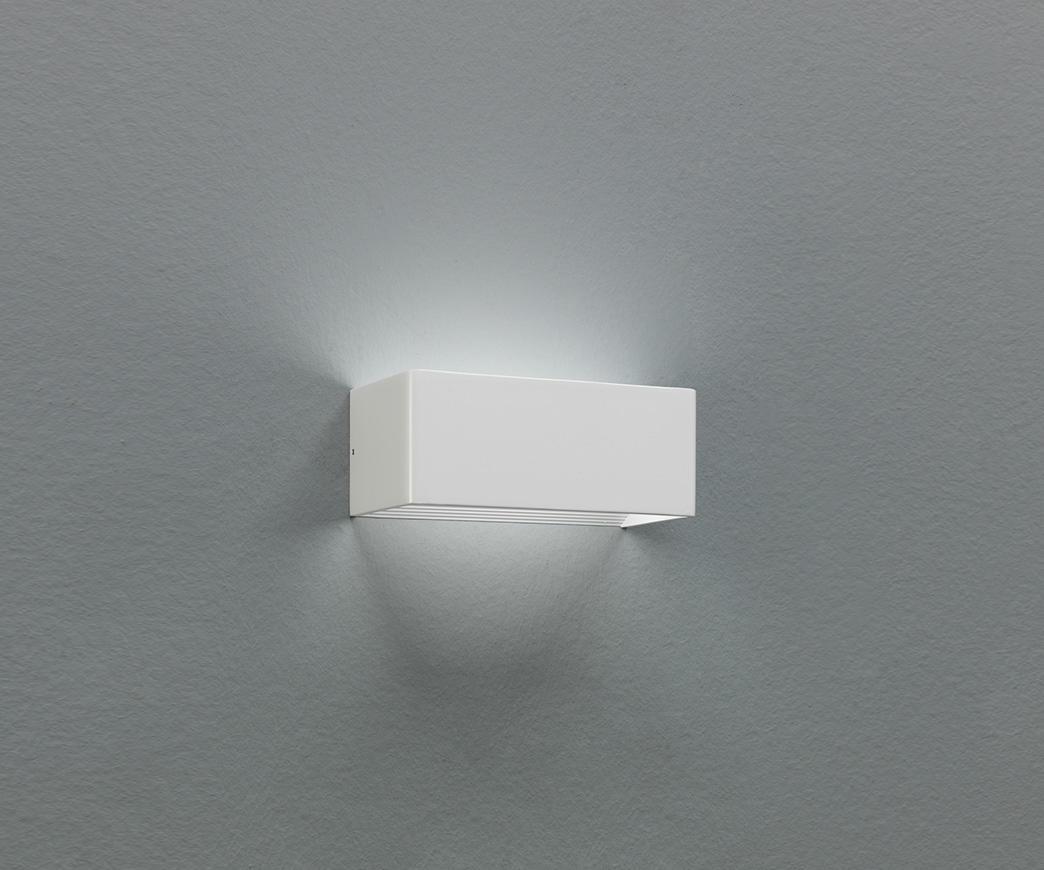 Lampada applique datia bianca duzzle