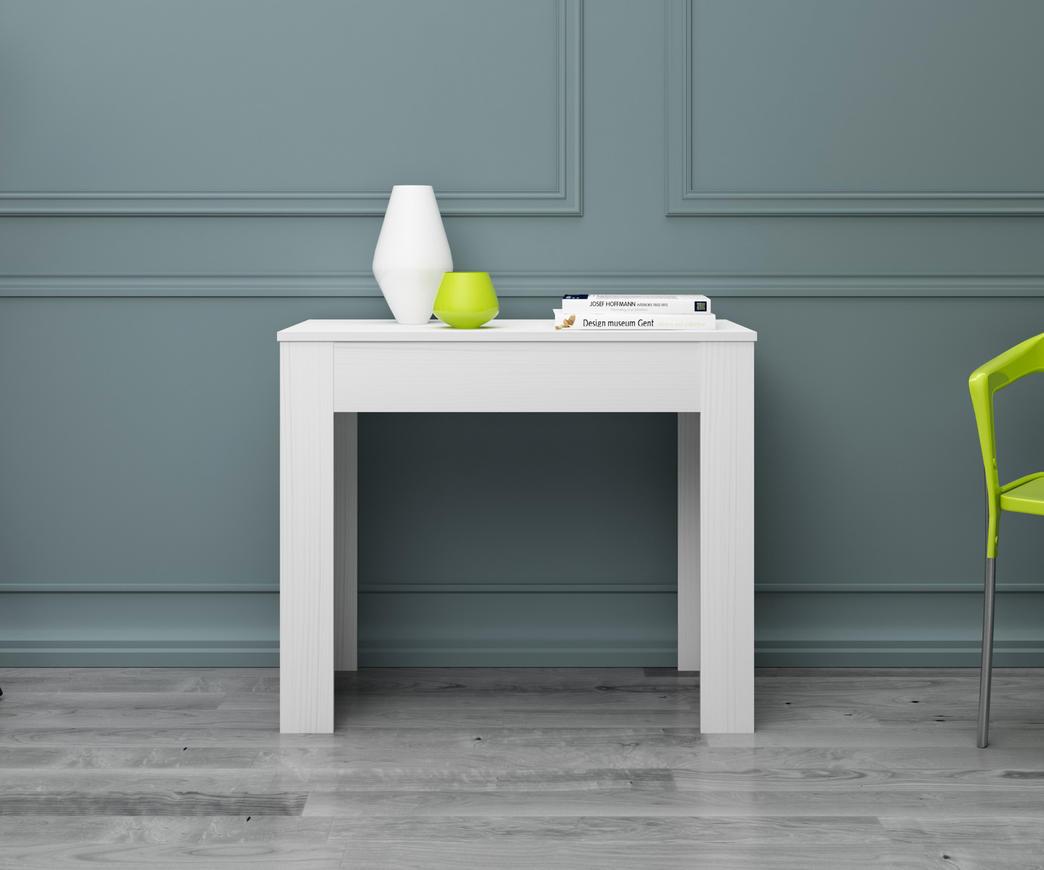 Tavolo consolle allungabile frassino duzzle for Tavolo consolle design