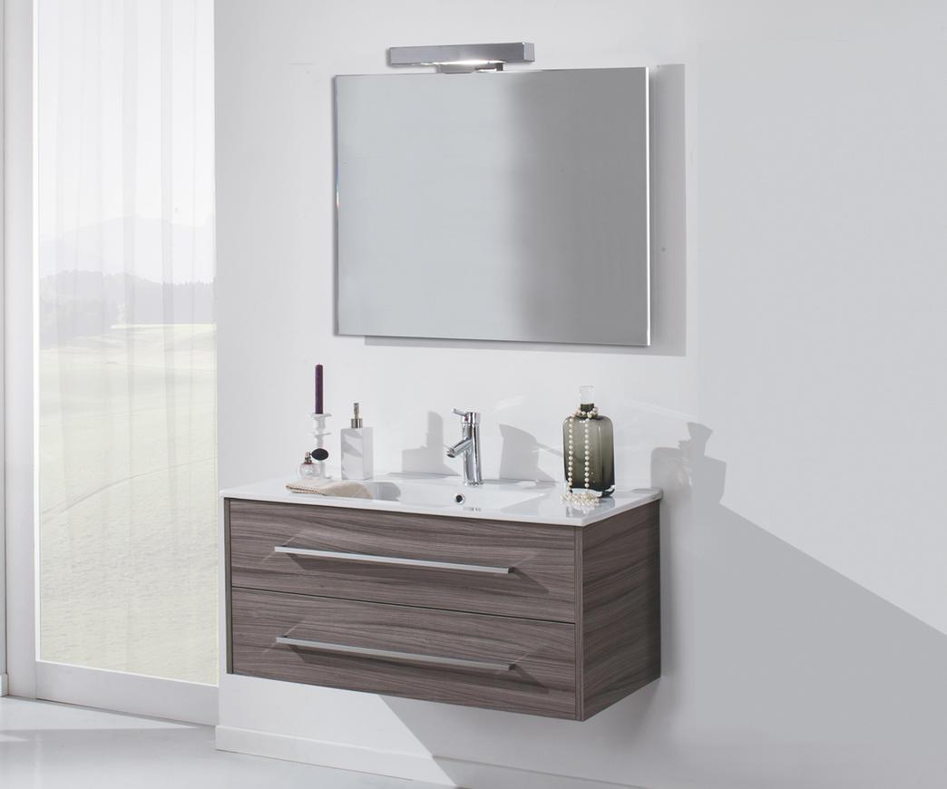Arredo bagno moderno color stone duzzle