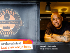 "Fraenk van Daddy Cool & The Rocking Kitchen: ""Toeren is het mooiste wat er is"""
