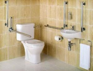 Disabled Bathroom Accessories