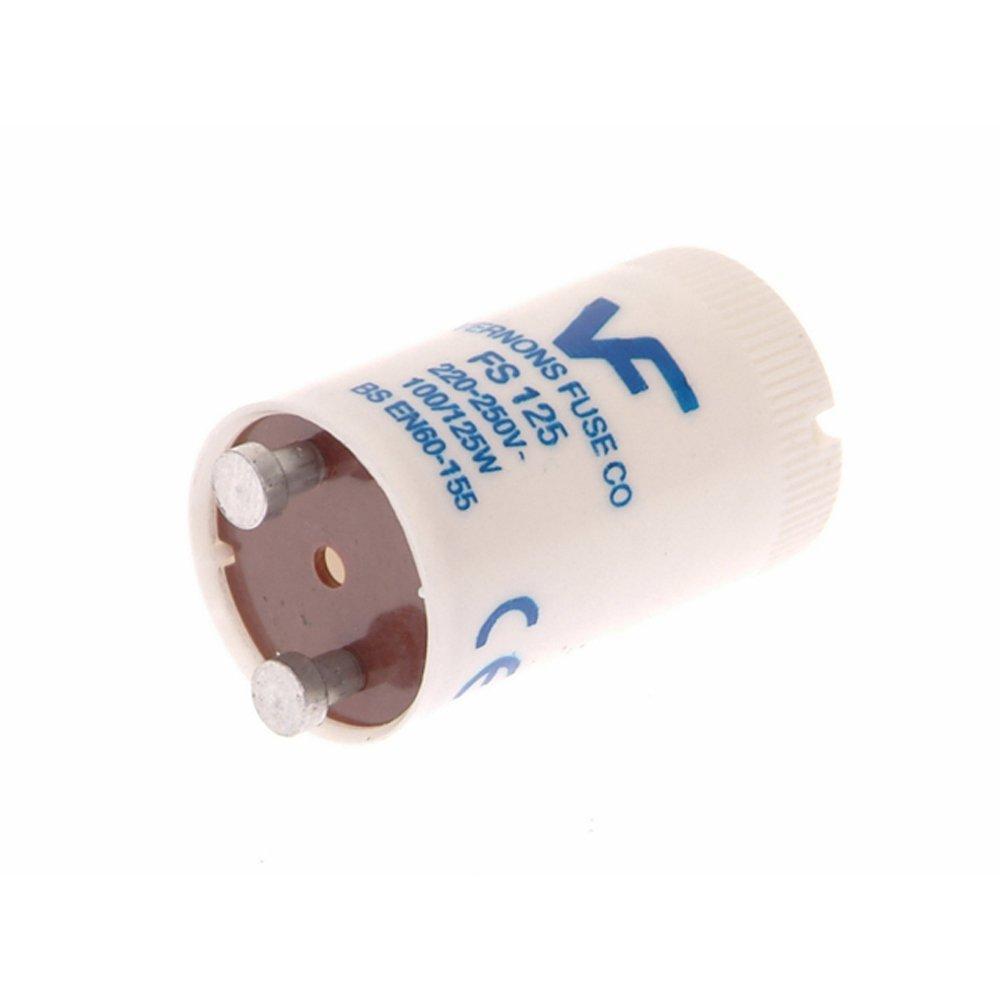 Tube Starter Switches