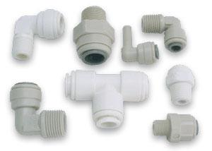 Speedfit Pipe and Speedfit Plumbing Fittings
