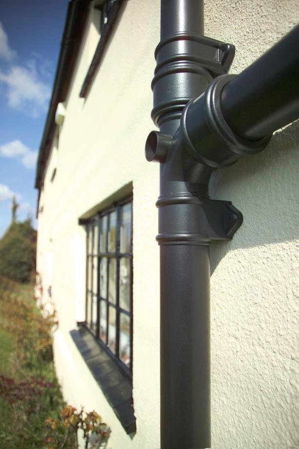 Soil and Vent Pipe