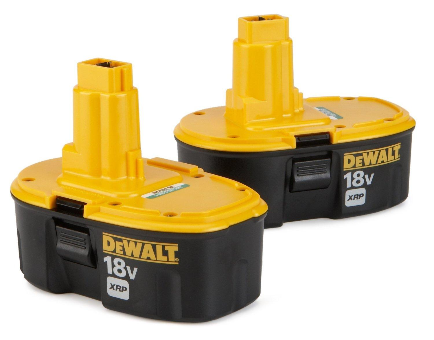 Batteries for Cordless Tools