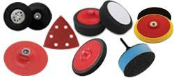 Backing Pads & Polishing Items