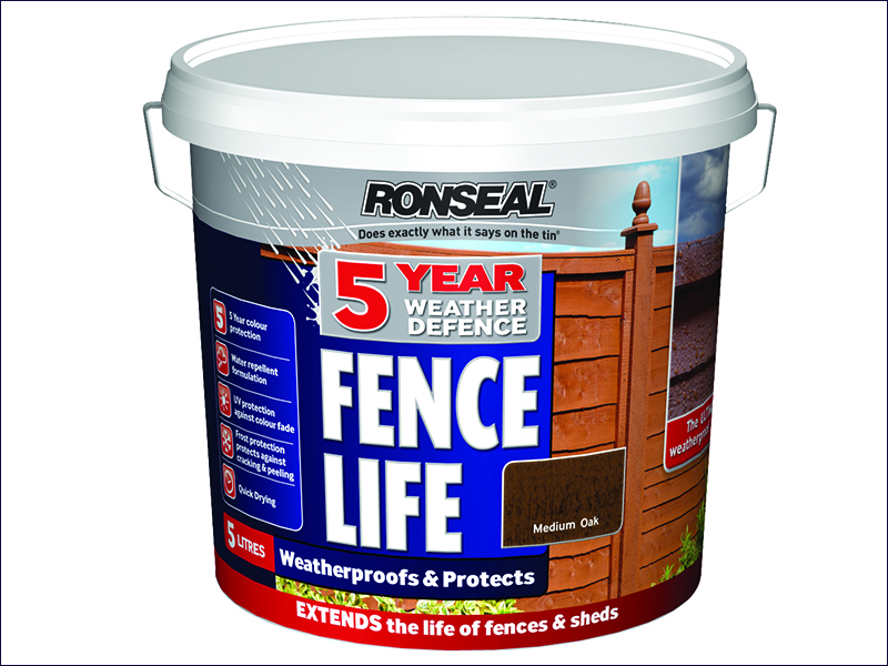 Fencing Treatments And Stains