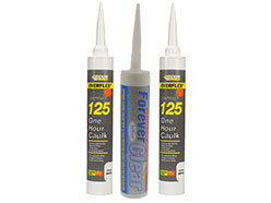 Caulks and Silicones
