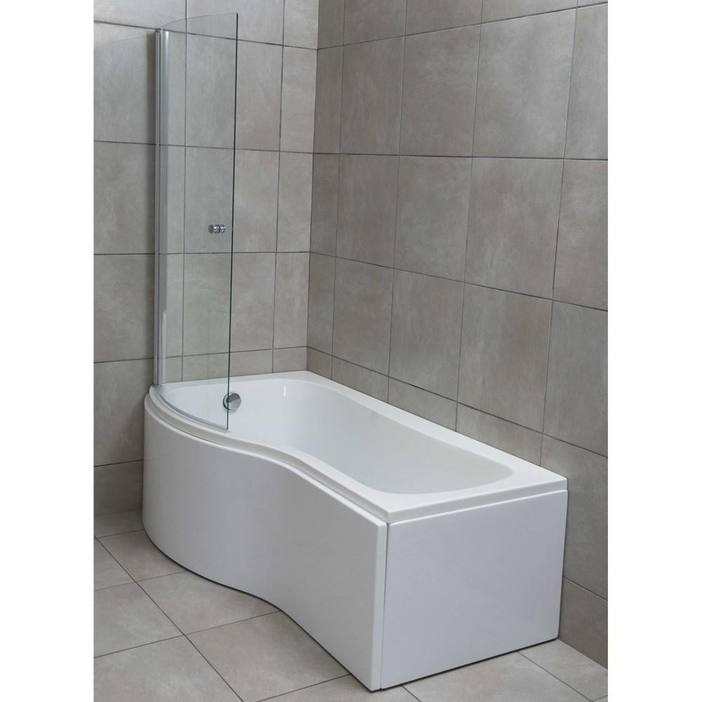 P Shaped Baths