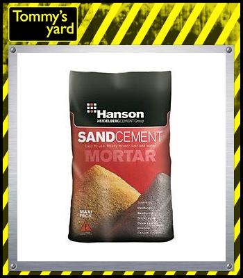 Hanson Mortar Mix Maxipack 25kg