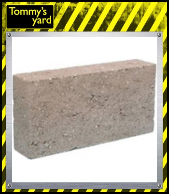 Solid Dense Concrete Block 7.3N 215mm x 440mm x 100mm Per Block