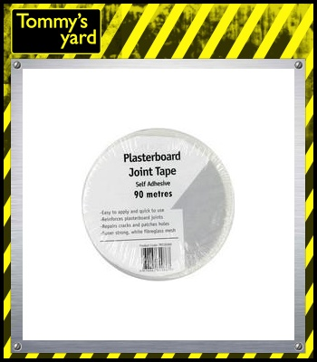 SILVER HOUSE Plasterboard Joint Tape Self Adhesive 48mm x 90.0 Metre