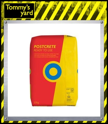 BLUE CIRCLE Postcrete 20kg Bag