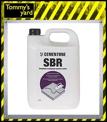 Cementone SBR Admixture 5L