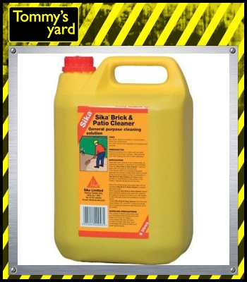 Sika Brick U0026 Patio Cleaner 5 Litre