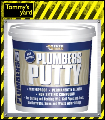 Plumbers Putty 750gm 113