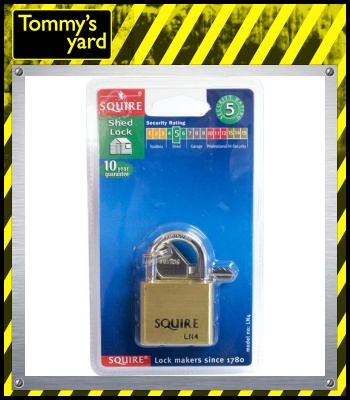 Squire Shed Padlock