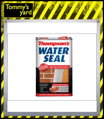Thompsons Water Seal 2.5 Litre