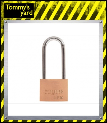 Squire Shed Lock Long Shackle