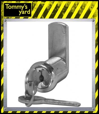 Asec Security Nut Fix Cam Lock 27mm