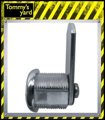 Asec Security Nut Fix Cam Lock 16mm