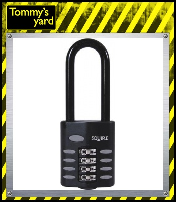 Squire All Weather Combination Padlock