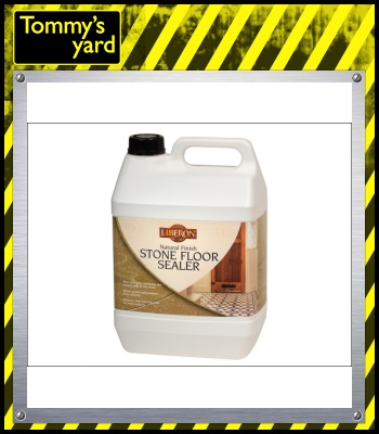 Natural Finish Stone Floor Sealer 5 Litre