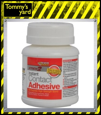 Everbuild Instant Contact Adhesive 125ml