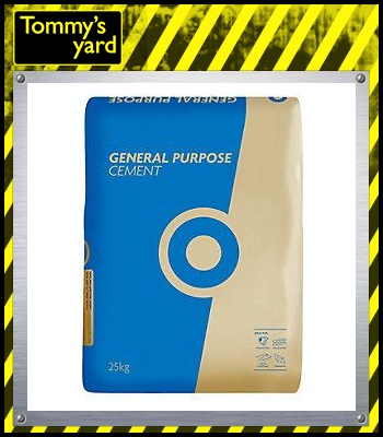 Blue Circle Cement Grey 25kg