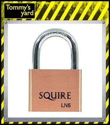 Squire Garage Lock